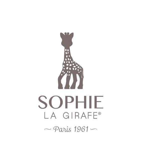 SOPHIE LA JIRAFA + CHUPETE 100% HEVEA NATURAL