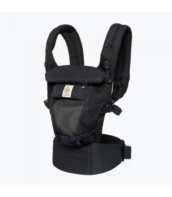 ERGOBABY ADAPT COOL AIR MESH NEGRO ONYX