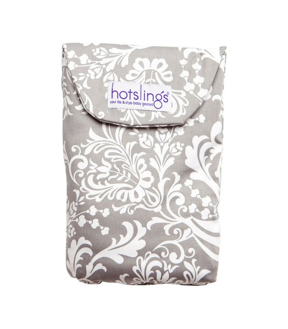 POUCH PORTABEBE HOTSLINGS OVERCAST