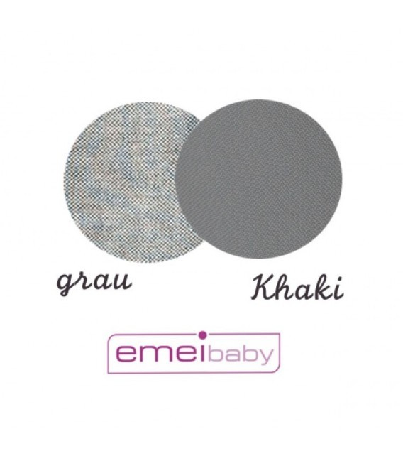 EMEIBABY EASY GRIS COMPLETA - MODELO BABY