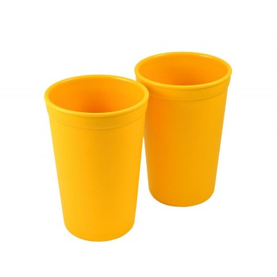 PACK DE 2 VASOS REPLAY MOSTAZA