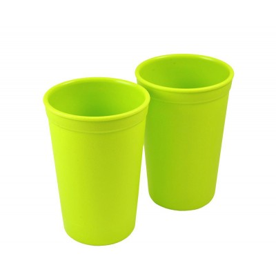 PACK DE 2 VASOS REPLAY VERDE LIMA