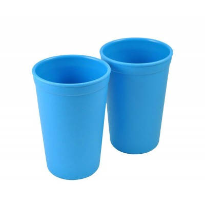 PACK DE 2 VASOS REPLAY AZUL CIELO