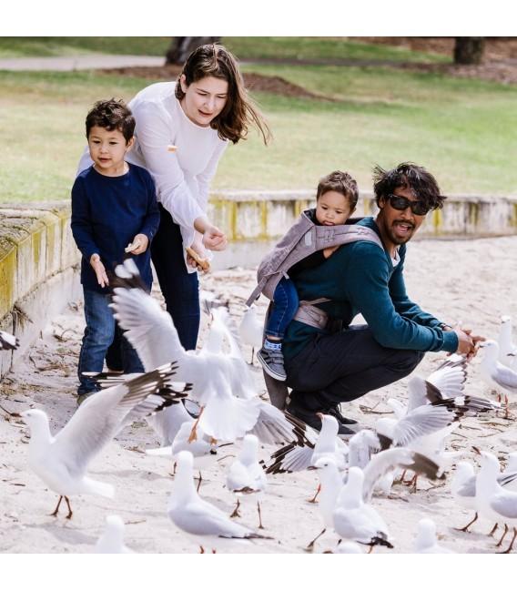 FIDELLA FLOW CLICK | NACIMIENTO| CHEVRON WALNUT