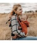 FIDELLA FUSIÓN BABY | NACIMIENTO | CUBIC LINES ROJO ÓXIDO