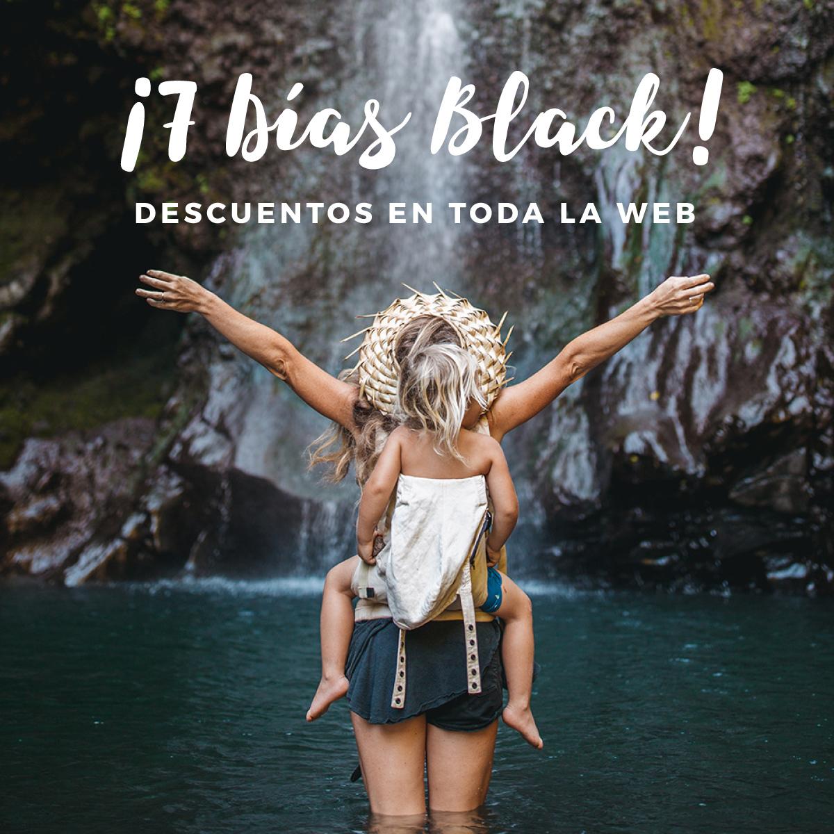 7 días black The Natural Way